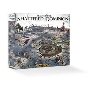 Games Workshop   Tabletop Gaming Mats Realm of Battle - Shattered Dominion - 99220299045 - 5011921057603
