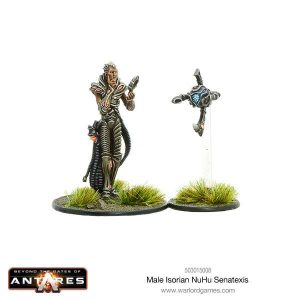 Warlord Games Beyond the Gates of Antares  Isorian Senatex Male Isorian NuHu Senatexis - 503015008 - 5060393705642