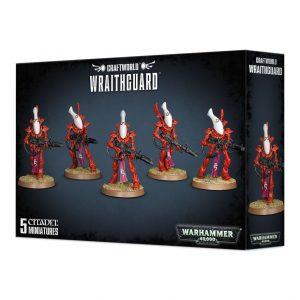 Games Workshop Warhammer 40,000  Craftworlds Eldar Craftworlds Wraithguard / Wraithblades - 99120104053 - 5011921087143