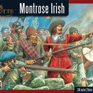 Warlord Games Pike & Shotte  Thirty Years War 1618-1648 Montrose Irish (24) - 202213004 - 5060200841136