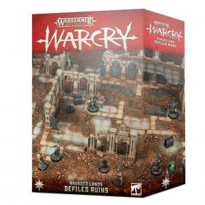 Games Workshop Warcry  Warcry Warcry: Defiled Ruins - 99220299080 - 5011921127054