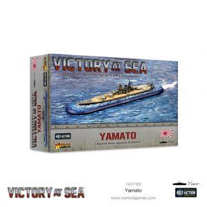 Warlord Games Victory at Sea  Victory at Sea Victory at Sea: Yamato - 742411050 - 5060572506428