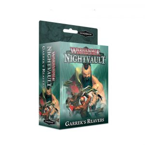 Games Workshop Age of Sigmar | Warhammer Underworlds  Warhammer Underworlds Warhammer Underworlds: Garrek's Reavers Warband - 60120701002 - 5011921109425