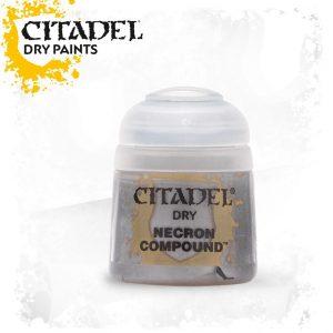 Games Workshop   Citadel Dry Dry: Necron Compound - 99189952013 - 5011921027156