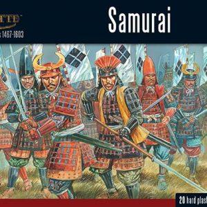 Warlord Games Pike & Shotte  Feudal Japan 1467-1603 Samurai - 202014004 - 5060393706946