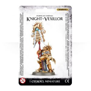 Games Workshop (Direct) Age of Sigmar  Stormcast Eternals Stormcast Eternals Knight-Vexillor - 99070218002 - 5011921061235
