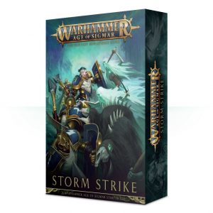 Games Workshop Age of Sigmar  Age of Sigmar Essentials Age of Sigmar: Storm Strike - 60010299014 - 5011921102778