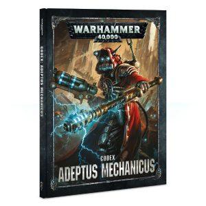 Games Workshop Warhammer 40,000  Adeptus Mechanicus Codex: Adeptus Mechanicus - 60030116005 - 9781788260176