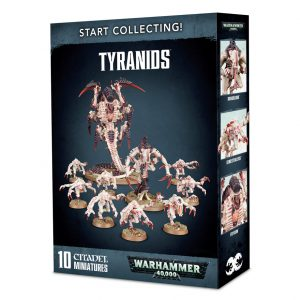 Games Workshop Warhammer 40,000  Tyranids Start Collecting! Tyranids - 99120106041 - 5011921089475