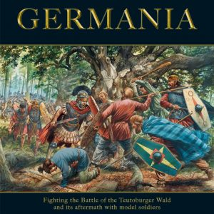 Warlord Games Hail Caesar  Hail Caesar Books & Accessories Hail Caesar: Germania - 109910007 -