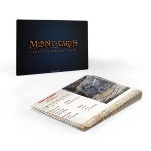 Games Workshop (Direct) Middle-earth Strategy Battle Game  Good - The Hobbit The Hobbit: Dwarves Profile Card Pack - 60221499022 - 5011921152520