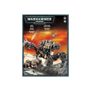 Games Workshop (Direct) Warhammer 40,000  Chaos Space Marines Chaos Space Marine Defiler - 99120102013 - 5011921937561