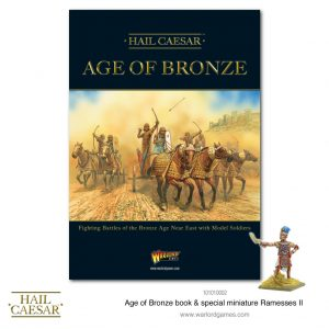 Warlord Games Hail Caesar  Hail Caesar Books & Accessories Hail Caesar: Age of Bronze - 101010002 - 9781911281498