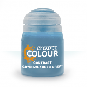 Games Workshop   Citadel Contrast Contrast: Gryph-Charger Grey - 99189960026 - 5011921120925