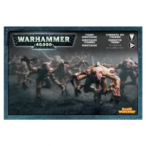 Games Workshop Warhammer 40,000  Tyranids Tyranid Genestealer Brood - 99120106007 - 5011921919482