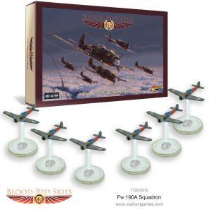 Warlord Games Blood Red Skies  Blood Red Skies Blood Red Skies: Fw 190 Squadron - 772012015 - 5060572502352