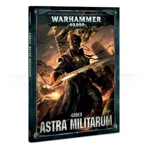 Games Workshop Warhammer 40,000  Astra Militarum Codex: Astra Militarum - 60030105011 - 9781788260282