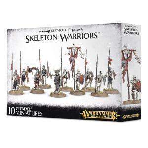 Games Workshop Age of Sigmar  Legions of Nagash Skeleton Warriors - 99120207040 - 5011921083367