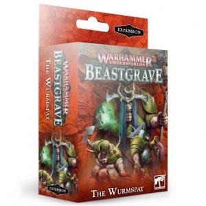 Games Workshop Age of Sigmar | Warhammer Underworlds  Warhammer Underworlds Warhammer Underworlds: The Wurmspat Warband - 60120701005 - 5011921128921