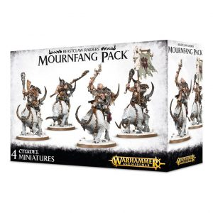 Games Workshop (Direct) Age of Sigmar  Ogor Mawtribes Beastclaw Raiders Mournfang Pack - 99120213015 - 5011921076680