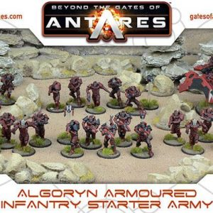Warlord Games Beyond the Gates of Antares  Algoryn Algoryn Starter Army - 509911002 - 5060393706069