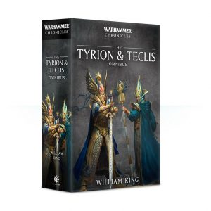 Games Workshop   Warhammer Chronicles The Tyrion and Teclis Omnibus (Paperback) - 60100281227 - 9781784968359