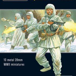 Warlord Games Bolt Action  Soviet Union (BA) Soviet Veteran Squad in Snowsuits - 402214001 - 5060393705703
