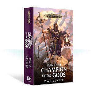 Games Workshop   Age of Sigmar Books Hamilcar: Champion of the Gods (softback) - 60100281249 - 9781781939857