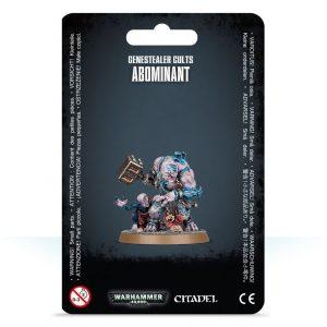 Games Workshop Warhammer 40,000  Genestealer Cults Genestealer Cults Abominant - 99070117009 - 5011921111046