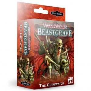 Games Workshop Age of Sigmar | Warhammer Underworlds  Warhammer Underworlds Warhammer Underworlds: The Grymwatch Warband - 60120707002 - 5011921124602