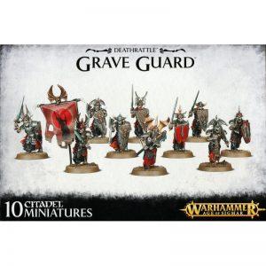 Games Workshop Age of Sigmar  Legions of Nagash Grave Guard - 99120207046 - 5011921090389