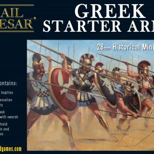 Warlord Games Hail Caesar  Classical World Greek Starter Army - 109914501 - 5060393708490