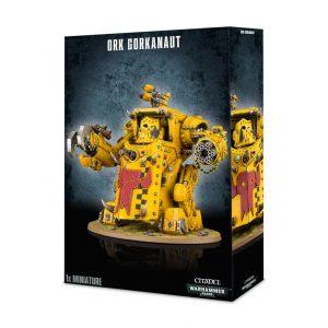 Games Workshop Warhammer 40,000  Orks Ork Morkanaut / Gorkanaut - 99120103034 - 5011921050826