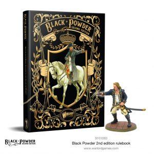 Warlord Games Black Powder  Rules & Supplements Black Powder II Rulebook - 309910019 - 9781911281429