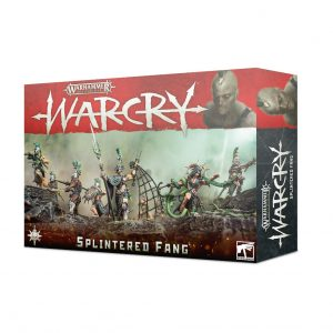 Games Workshop Age of Sigmar | Warcry  Warcry Warcry: Splintered Fang - 99120201087 - 5011921120642