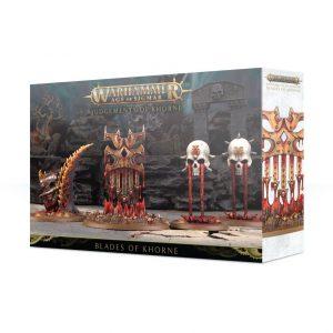 Games Workshop Age of Sigmar  Blades of Khorne Judgements of Khorne - 99120201082 - 5011921118960