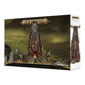 Games Workshop Age of Sigmar  Beasts of Chaos Beasts of Chaos Herdstone - 99120216012 - 5011921108206
