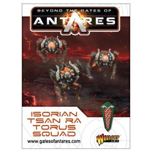 Warlord Games Beyond the Gates of Antares  Isorian Senatex Tsan Ra Torus Squad - 502216002 - 5060393707325