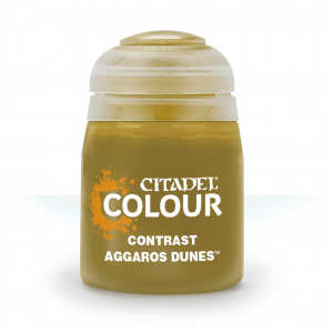 Games Workshop   Citadel Contrast Contrast: Aggaros Dunes - 99189960016 - 5011921120826