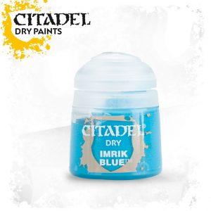 Games Workshop   Citadel Dry Dry: Imrik Blue - 99189952024 - 5011921067268