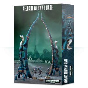 Games Workshop (Direct) Warhammer 40,000  40k Terrain Aeldari Webway Gate - 99120104058 - 5011921096855