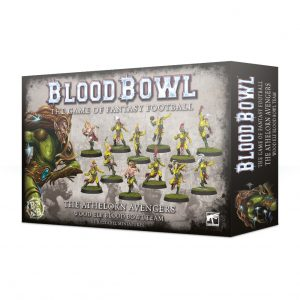 Games Workshop Blood Bowl  Blood Bowl Blood Bowl: The Athelorn Avengers - 99120904001 - 5011921125371