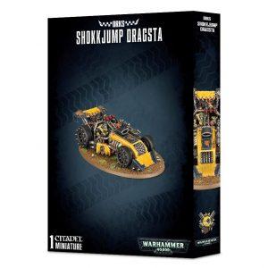 Games Workshop Warhammer 40,000  Orks Shokkjump Dragsta - 99120103067 - 5011921108015