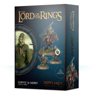 Games Workshop Middle-earth Strategy Battle Game  Good - Lord of the Rings Lord of The Rings: Eowyn & Merry - 99121499042 - 5011921118984
