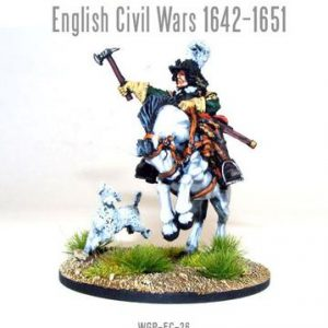 Warlord Games Pike & Shotte  The English Civil Wars 1642-1652 Prince Rupert of the Rhine - WGP-RUP-01 - 5060200840597