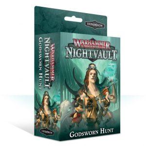 Games Workshop (Direct) Age of Sigmar | Warhammer Underworlds  Warhammer Underworlds Warhammer Underworlds: Godsworn Hunt Warband - 60120701004 - 5011921110803