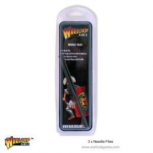 Warlord Games   Warlord Games Tools Needle Files (3) - 843419909 - 5060572504080