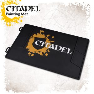 Games Workshop   Citadel Tools Citadel Painting Mat - 99239999096 - 5011921086788