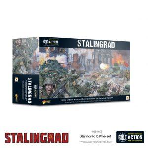 Warlord Games Bolt Action  Soviet Union (BA) Bolt Action: Stalingrad Battleset - 402610005 - 5060572505605