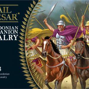 Warlord Games Hail Caesar  Classical World Macedonian Companion Cavalry - WGH-MC-03 - 5060393701903
